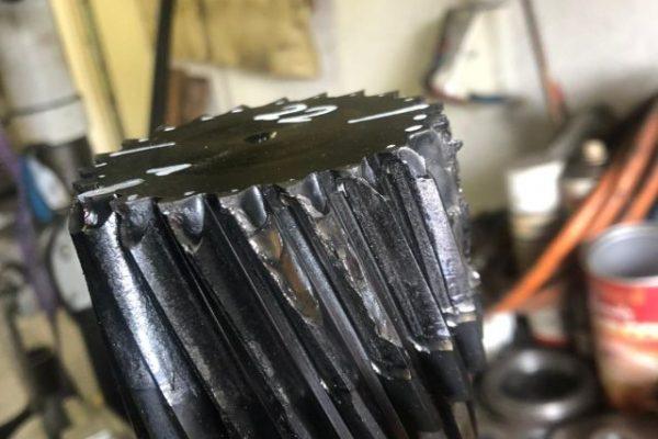 defekte Komponenten